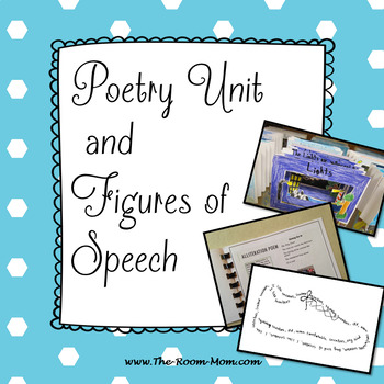 Poetry Unit and Poetry Game