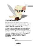 Poetry Unit for Beginners