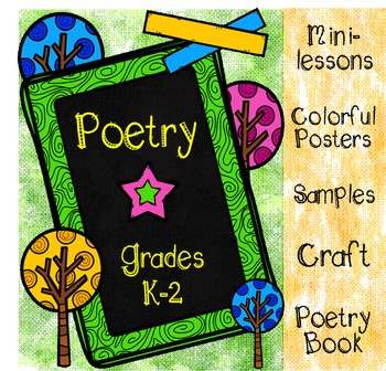 Poetry Unit for Grades K-2