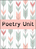 Poetry Unit for Middle School - Dyslexia Accommodation
