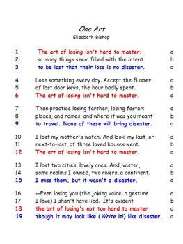 Poetry study guide pdf
