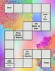 Poetry Vocabulary Game - For CKLA Unit 3 Grade 4