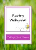 Poetry Webquest