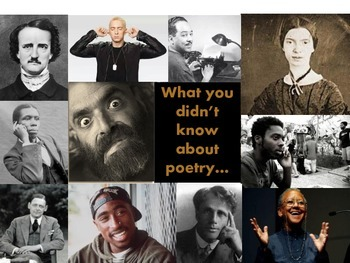 Poetry: What You Didn't Know