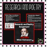 Poetry: William Shakespeare