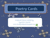 Poetry - Winter Poems for Literacy Stations