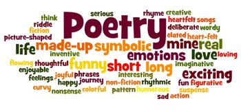 Poetry Wordle