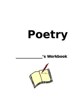 Poetry Workbook