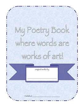 Poetry Workbook - Original Poems