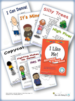 Poetry Works! I Like Me! Rhymes to Read Aloud, Ages 3–5