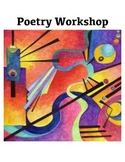 Poetry Workshop Stations