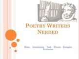 Poetry Writers Needed