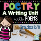 Poetry Writing 2nd and 3rd Grade