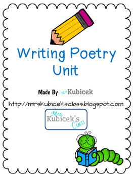 Poetry Writing
