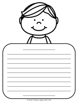 Poetry Writing: Autobiography Poems (Activities, Templates, and Writing Paper)
