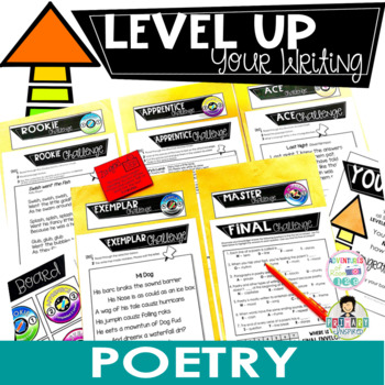 Poetry Writing Challenges