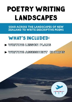 Poetry Writing - Describing Landscapes
