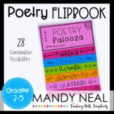 Poetry Writing Flip Book