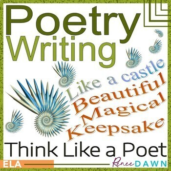 Poetry Writing - Free Verse Creative