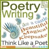 Poetry Writing - Free Verse Creative