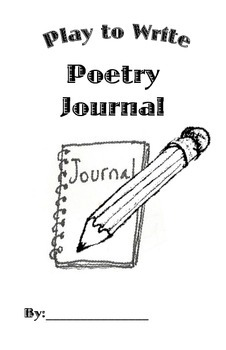 Poetry Writing Journal