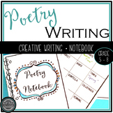 30 Days of Poetry: A Creative Writing Notebook