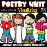 Poetry Unit Writing Pack for Primary Teachers