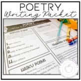Poetry Writing Packet