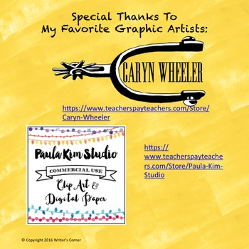Qualities Described in Poetry Writing, Sub Plan, Creative Writing, Fun Stuff,