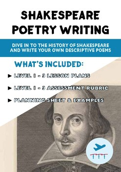 Poetry Writing - Shakespeare's Sonnets
