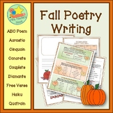 Poetry Writing Unit - Fall