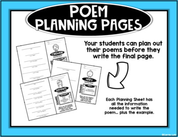 Poetry Writing Unit for Primary