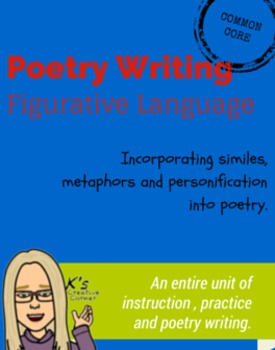 Poetry Writing: Using Figurative Language