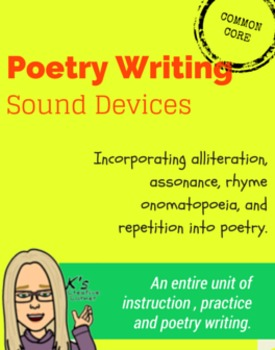 Poetry Writing: Using Sound Devices