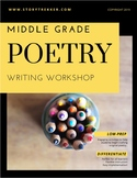Poetry Writing Workshop for Middle Grades