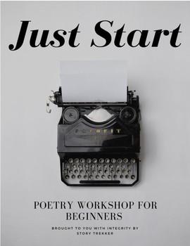 Just Start: Poetry Workshop for Beginners