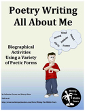 Poetry - All About Me, Biography Poems