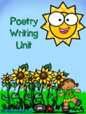 Poetry Writing with Lessons and Templates
