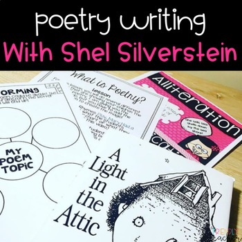 Poetry Writing with Shel Silverstein