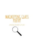 Poetry Writing with a Magnifying Glass