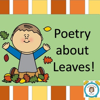 Poetry about Leaves (using verbs)