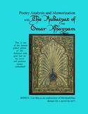 Poetry analysis and memorization using The Rubaiyat