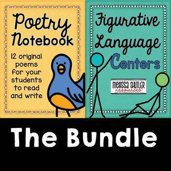 Poetry and Figurative Language BUNDLE