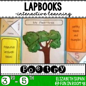 Poetry and Figurative Language Lapbook