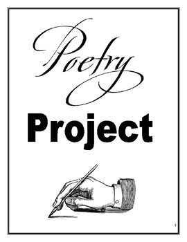 Poetry and Figurative Language Project