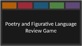 Poetry and Figurative Language Review Game