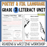 Poetry Unit of Study Grade 3, 2nd Edition!