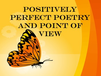 Poetry and Point of View Powerpoint