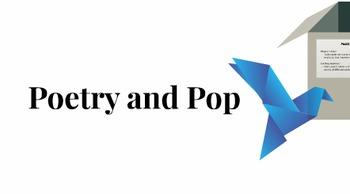 Poetry and Pop Prezi
