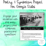 Poetry and Symbolism Project for Google Slides